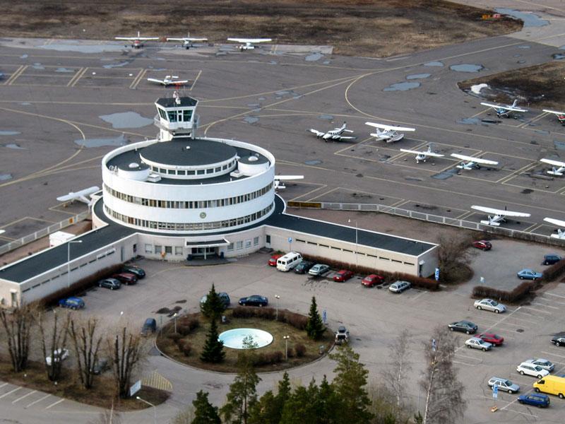 helsingin lentoasema Tornio
