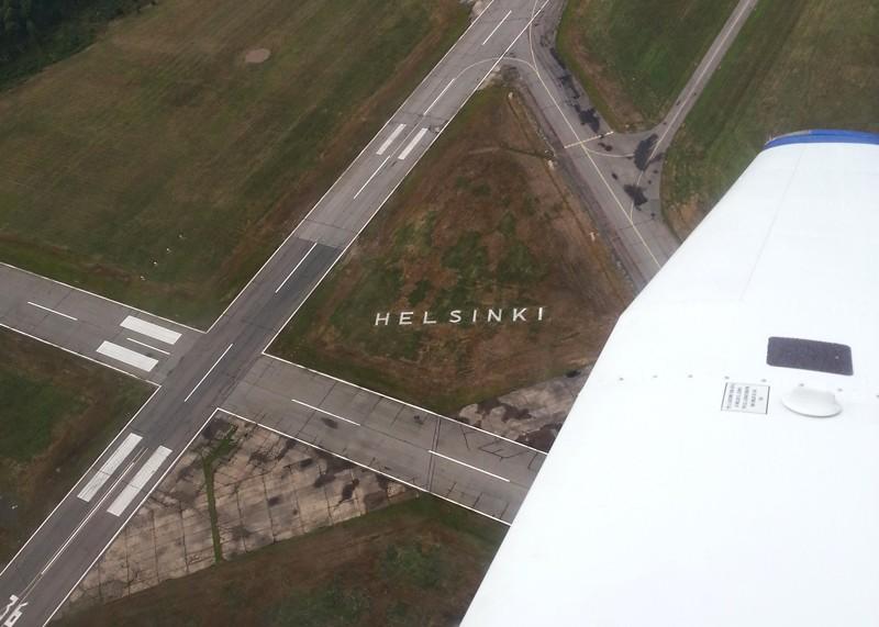 malmin lentokenttä helsinki
