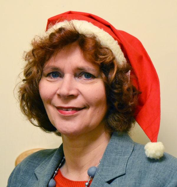 Teija Loponen joulu