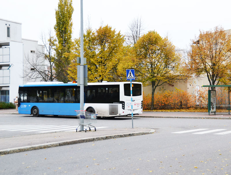 Helsingin Bussilinjat