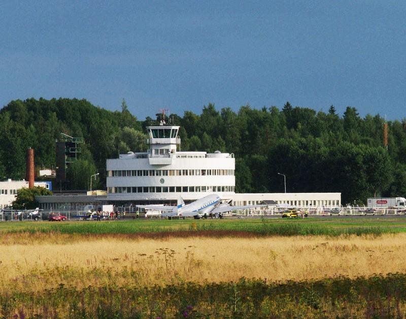 ilmailumuseo tallentaa