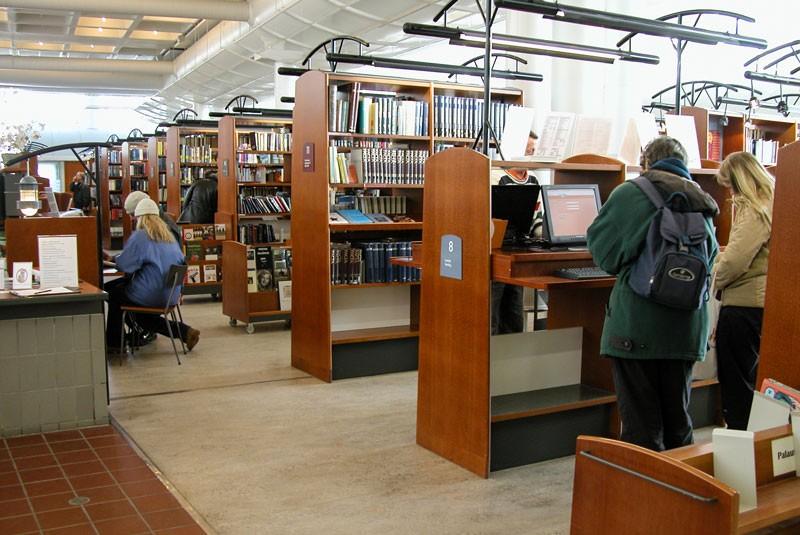 malmin kirjasto