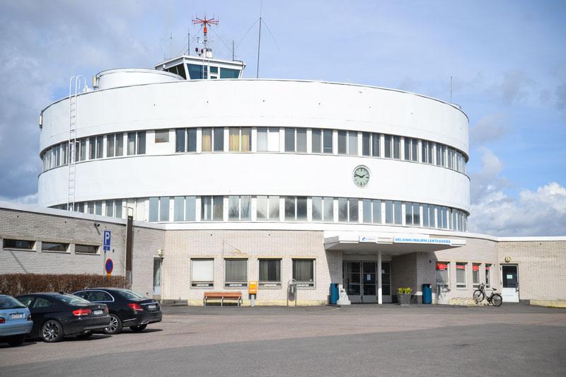 malmin lentoasema