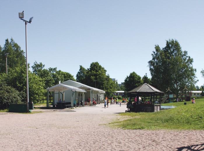 Tapulin leikkipuisto