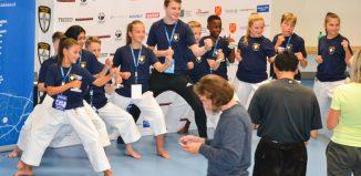 Karate HEL on uusi nuorten kansainvälinen kisa  Karaten suurkisat taas  Tapanilaan 80ba5501ae