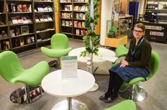 Mari Heino Viikin kirjasto