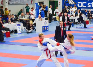 Karate HEL Open