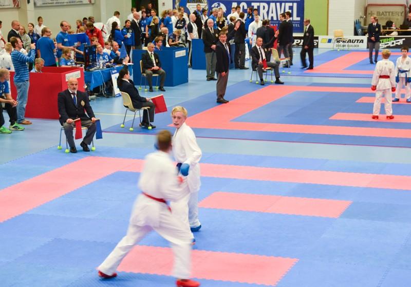 Karate HEL Open lauantaina Tapanilassa  eee68ea700
