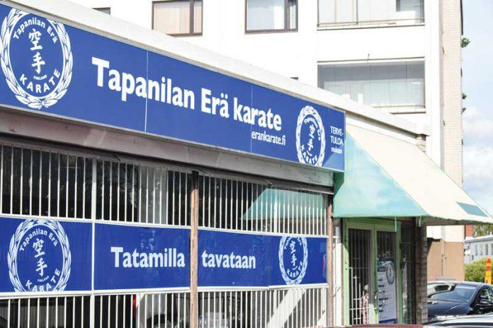 Erä Karaten sali