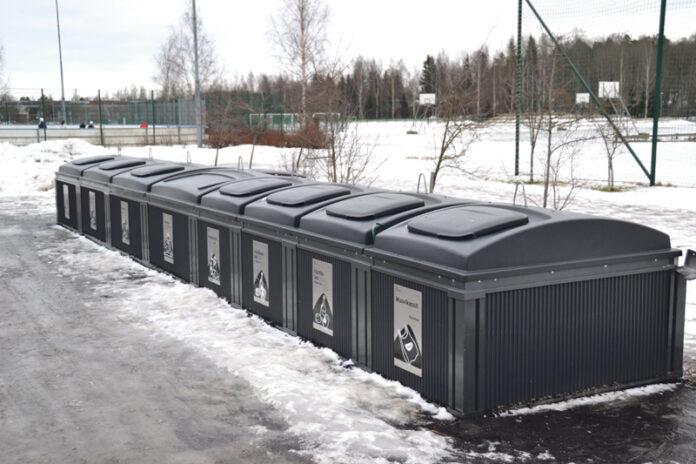 Kierrätyspiste