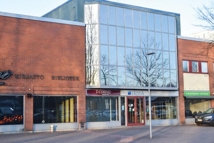 Tapulikaupungin kirjasto