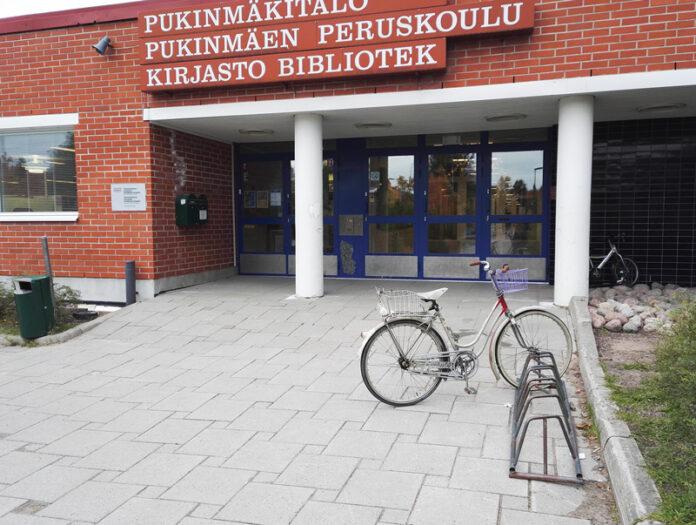 Pukinmäen koulu ja kirjasto