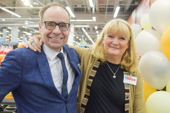 Pekka ja Åsa Lintumäki