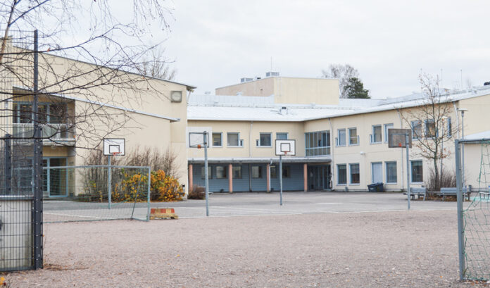 Malmin peruskoulu