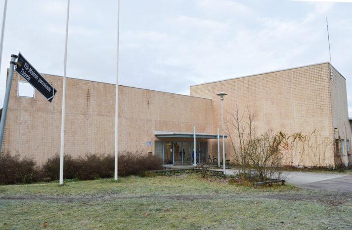 Malmin peruskoulu Talvela