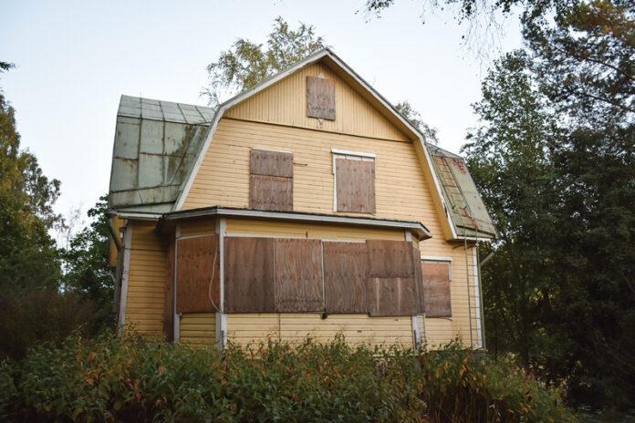 Laiholan talo