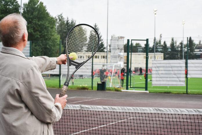 Pihlajamäen tenniskenttä