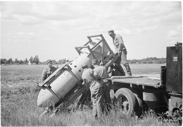 Pommi Malmin pellolla 1941