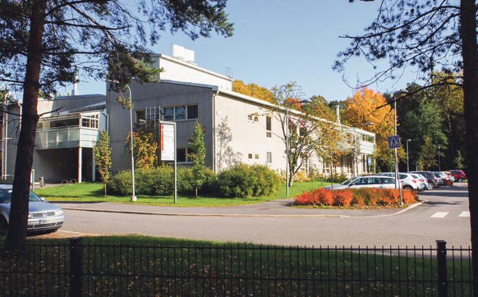 Malmin sairaala rakennus 18