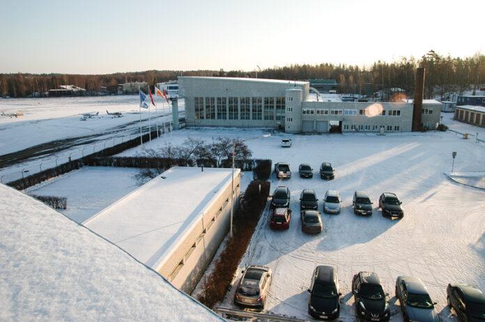 Malmin lentoasema-alue