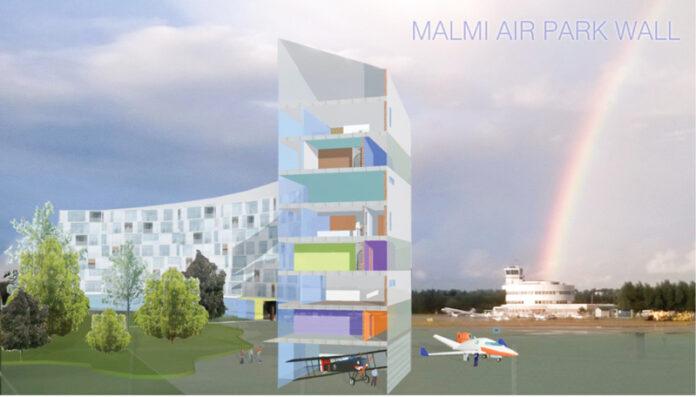 Malmi Airport City